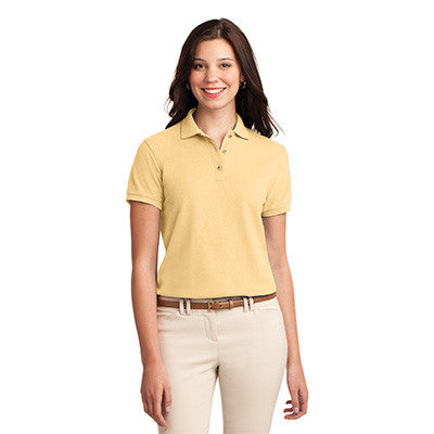 Port Authority Ladies Silk Touch Sport Shirt - AIL - EZ Corporate Clothing  - 2