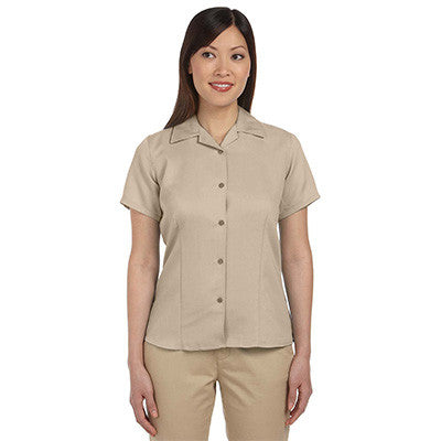 Harriton Ladies Bahama Cord Camp Shirt - EZ Corporate Clothing  - 8