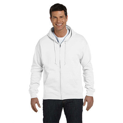 Hanes Comfortblend Full-Zip Hooded Pullover - EZ Corporate Clothing  - 9