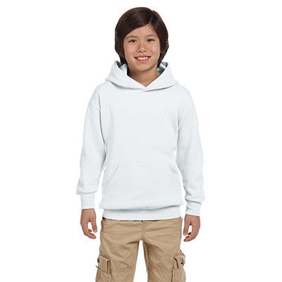 Hanes Youth Comfortblend Hooded Pullover - EZ Corporate Clothing  - 11