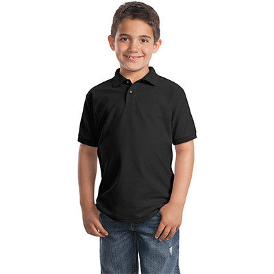 Port Authority Youth Silk Touch Sport Shirt - EZ Corporate Clothing  - 2