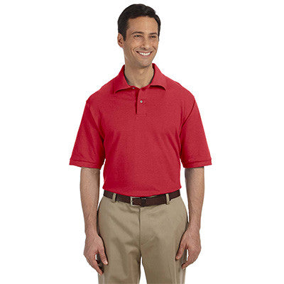 Jerzees 6.5oz Cotton Pique Polo - EZ Corporate Clothing  - 9
