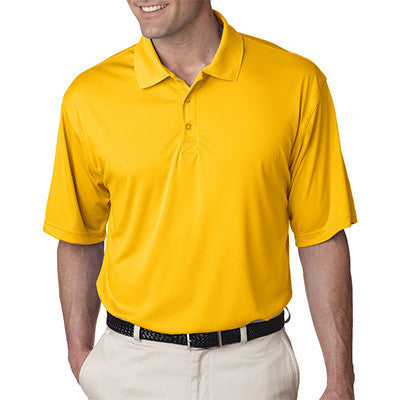 UltraClub Mens Cool-n-Dry Sport Performance Interlock Polo - EZ Corporate Clothing  - 7