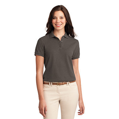 Port Authority Ladies Silk Touch Sport Shirt - AIL - EZ Corporate Clothing  - 3