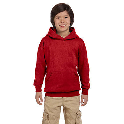 Hanes Youth Comfortblend Hooded Pullover - EZ Corporate Clothing  - 5