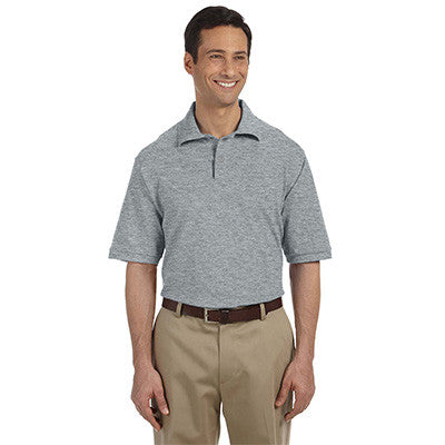 Jerzees 6.5oz Cotton Pique Polo - EZ Corporate Clothing  - 2