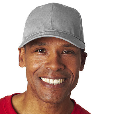 Ultraclub Adult Classic Cut Cotton Twill Cap - EZ Corporate Clothing  - 6
