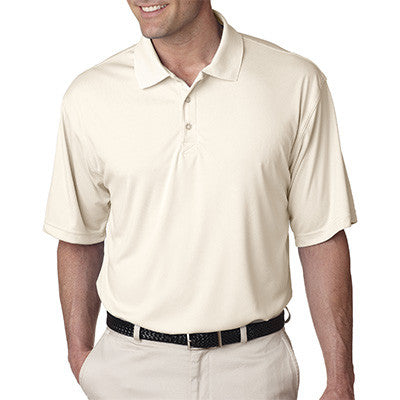 UltraClub Mens Cool-n-Dry Sport Performance Interlock Polo - EZ Corporate Clothing  - 17
