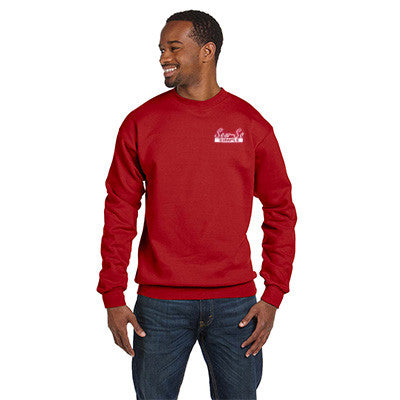 Hanes Comfortblend Crewneck - EZ Corporate Clothing  - 4
