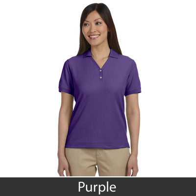 Devon & Jones Ladies Pima Pique Short-Sleeve Y-Collar Polo - EZ Corporate Clothing  - 7