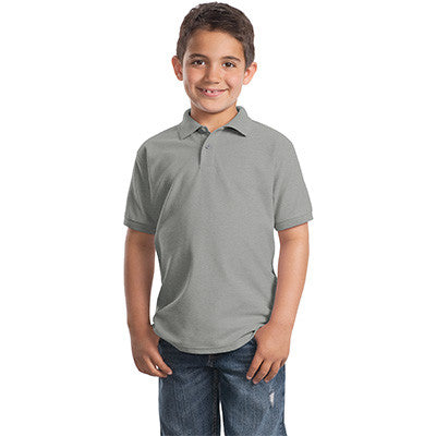 Port Authority Youth Silk Touch Sport Shirt - EZ Corporate Clothing  - 4
