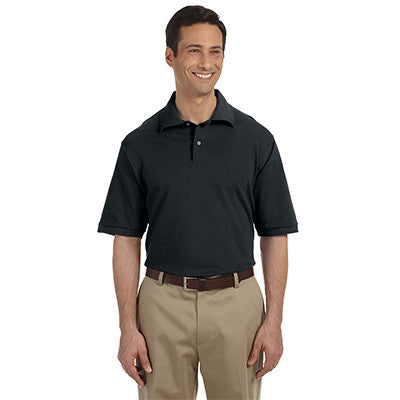 Jerzees 6.5oz Cotton Pique Polo - EZ Corporate Clothing  - 3