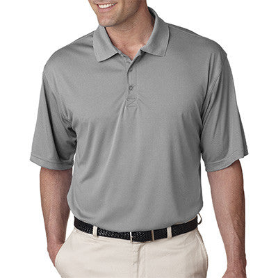 UltraClub Mens Cool-n-Dry Sport Performance Interlock Polo - EZ Corporate Clothing  - 8