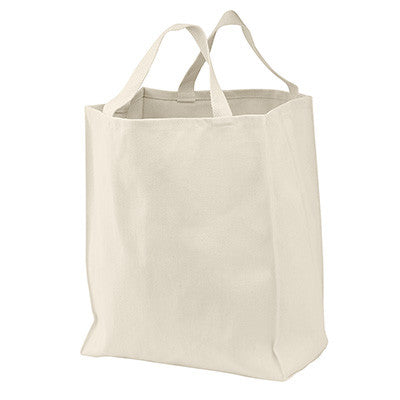 Port & Company Grocery Tote - EZ Corporate Clothing  - 3