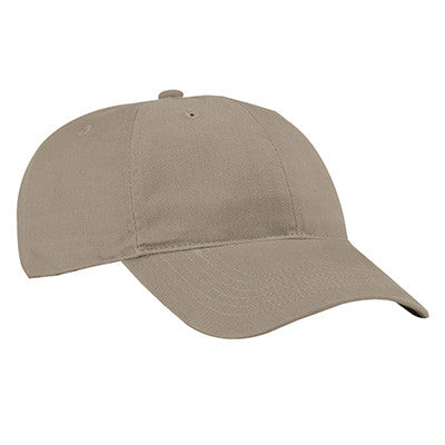 Port & Company Brushed Twill Low Profile Cap - EZ Corporate Clothing  - 5