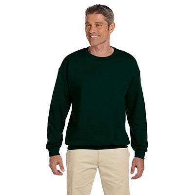 Hanes Ultimate Cotton Crewneck - EZ Corporate Clothing  - 5