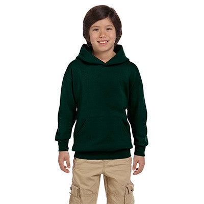 Hanes Youth Comfortblend Hooded Pullover - EZ Corporate Clothing  - 4