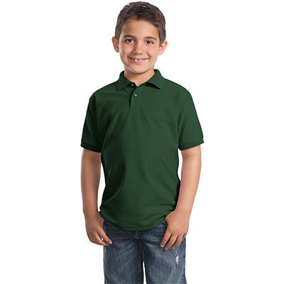 Port Authority Youth Silk Touch Sport Shirt - EZ Corporate Clothing  - 5