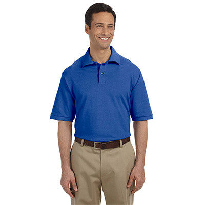 Jerzees 6.5oz Cotton Pique Polo - EZ Corporate Clothing  - 8