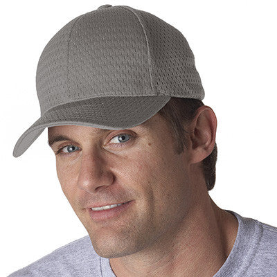 Yupoong Flexfit Athletic Mesh Solid Cap - EZ Corporate Clothing  - 6