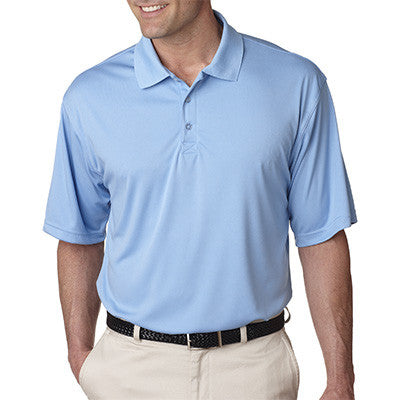 UltraClub Mens Cool-n-Dry Sport Performance Interlock Polo - EZ Corporate Clothing  - 5