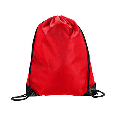UltraClub Value Drawstring Pack - EZ Corporate Clothing  - 9
