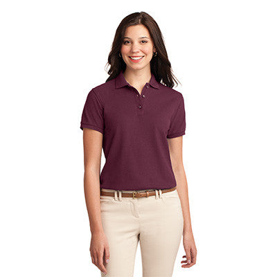 Port Authority Ladies Silk Touch Sport Shirt - AIL - EZ Corporate Clothing  - 6