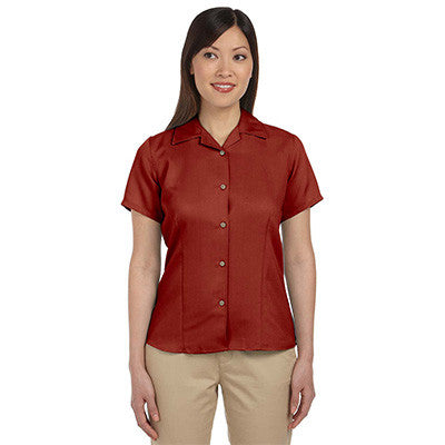 Harriton Ladies Bahama Cord Camp Shirt - EZ Corporate Clothing  - 9