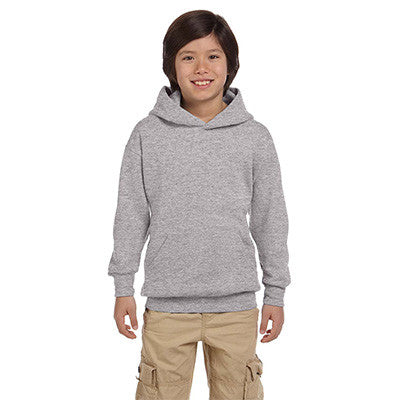 Hanes Youth Comfortblend Hooded Pullover - EZ Corporate Clothing  - 8