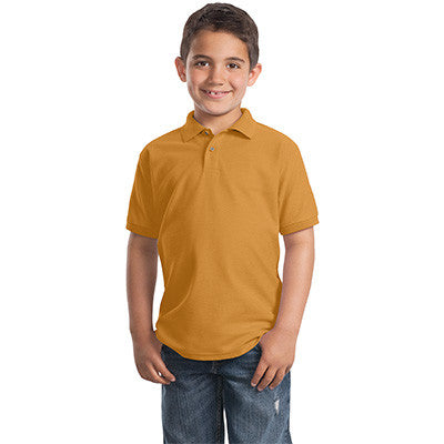 Port Authority Youth Silk Touch Sport Shirt - EZ Corporate Clothing  - 6