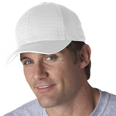 Yupoong Flexfit Athletic Mesh Solid Cap - EZ Corporate Clothing  - 7