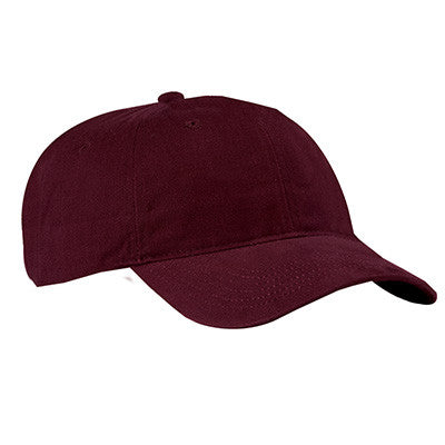 Port & Company Brushed Twill Low Profile Cap - EZ Corporate Clothing  - 7