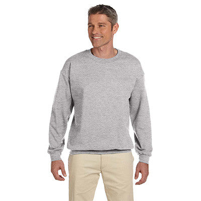 Hanes Ultimate Cotton Crewneck - EZ Corporate Clothing  - 7