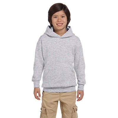 Hanes Youth Comfortblend Hooded Pullover - EZ Corporate Clothing  - 2