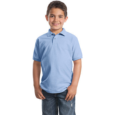 Port Authority Youth Silk Touch Sport Shirt - EZ Corporate Clothing  - 8