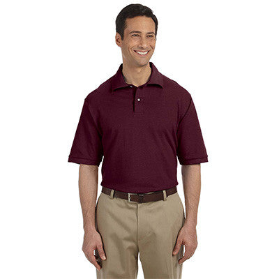 Jerzees 6.5oz Cotton Pique Polo - EZ Corporate Clothing  - 7