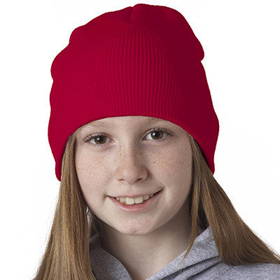 Ultraclub Knit Beanie - EZ Corporate Clothing  - 11