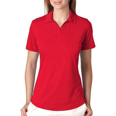 UltraClub Ladies Cool-N-Dry Sport Performance Interlock Polo - EZ Corporate Clothing  - 13