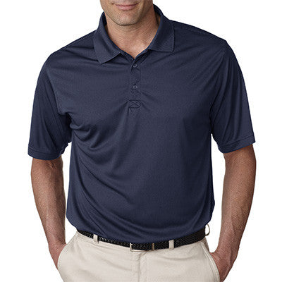 UltraClub Mens Cool-n-Dry Sport Performance Interlock Polo - EZ Corporate Clothing  - 11