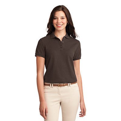 Port Authority Ladies Silk Touch Sport Shirt - AIL - EZ Corporate Clothing  - 8