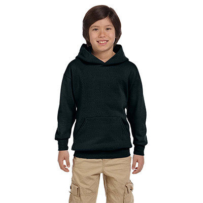 Hanes Youth Comfortblend Hooded Pullover - EZ Corporate Clothing  - 3