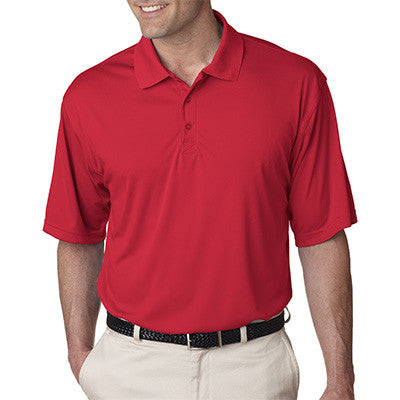 UltraClub Mens Cool-n-Dry Sport Performance Interlock Polo - EZ Corporate Clothing  - 14