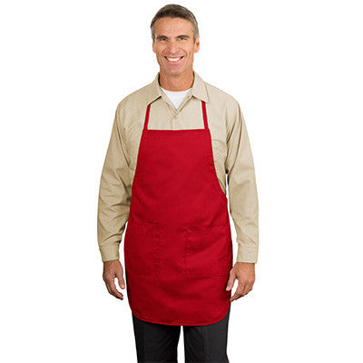 Port Authority Full Length Apron - EZ Corporate Clothing  - 7