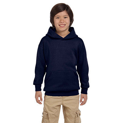 Hanes Youth Comfortblend Hooded Pullover - EZ Corporate Clothing  - 10