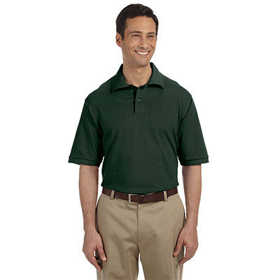 Jerzees 6.5oz Cotton Pique Polo - EZ Corporate Clothing  - 4