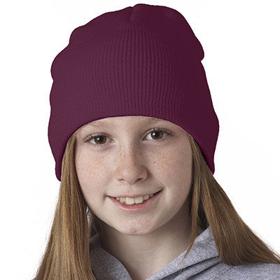 Ultraclub Knit Beanie - EZ Corporate Clothing  - 5
