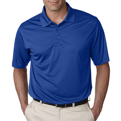 UltraClub Mens Cool-n-Dry Sport Performance Interlock Polo - EZ Corporate Clothing  - 15