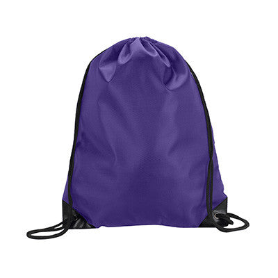 UltraClub Value Drawstring Pack - EZ Corporate Clothing  - 8