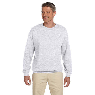 Hanes Ultimate Cotton Crewneck - EZ Corporate Clothing  - 3