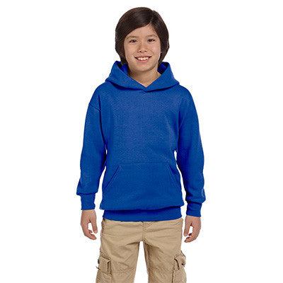 Hanes Youth Comfortblend Hooded Pullover - EZ Corporate Clothing  - 6